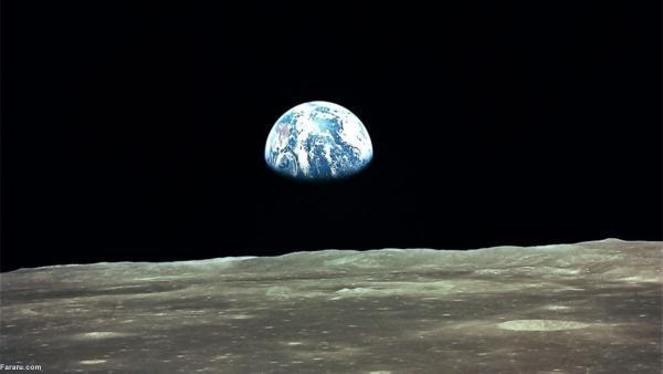 سفر به ماه در 30 ثانیه!
