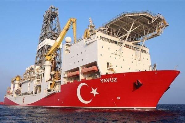 اردوغان: ترکیه به عملیات اکتشافی در شرق مدیترانه ادامه می دهد