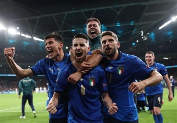 یورو 2020، ایتالیا در ضربات پنالتی اسپانیا را شکست داد و فینالیست شد