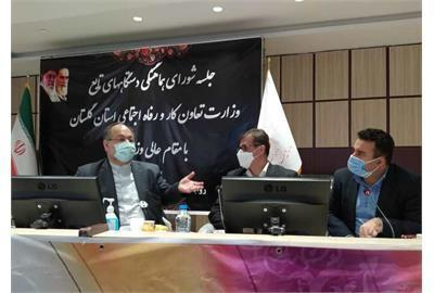 وزیر کار: کشاورزی و دریا محور اساسی توسعه گلستان است