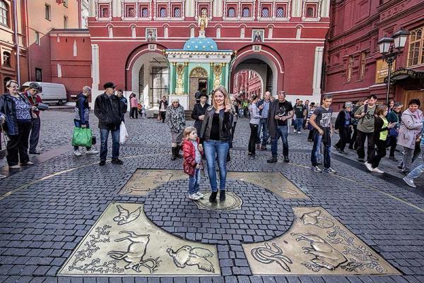 نگاهی به جاذبه های توریستی مسکو