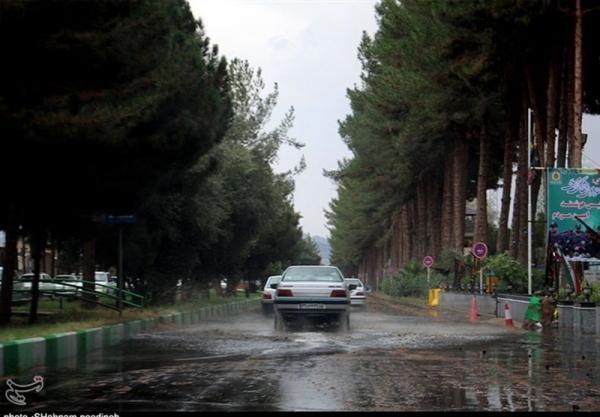 هواشناسی، سامانه بارشی در راه است