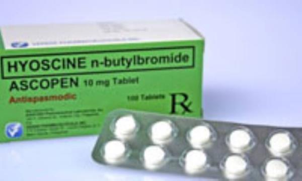 هیوسین Hyoscine