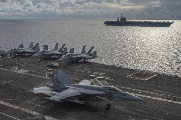 تور هند ارزان: ناو هواپیمابر اتمی آمریکا به اقیانوس هند اعزام شد